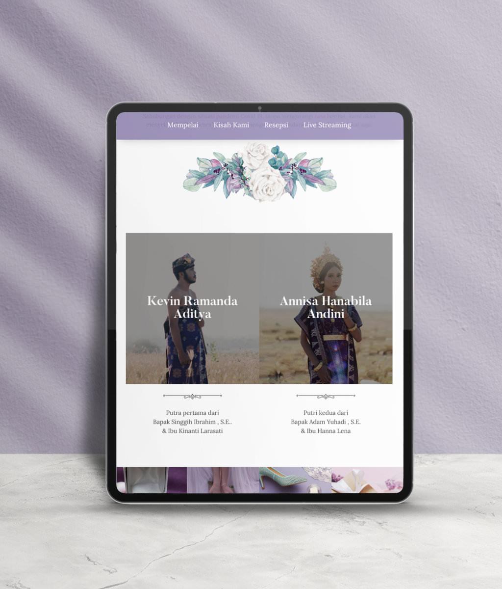 Pearl Lilac Design 1