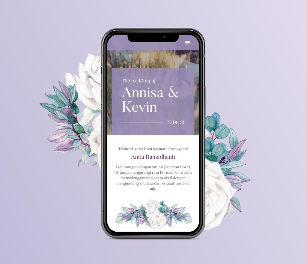Pearl Lilac Design iphone