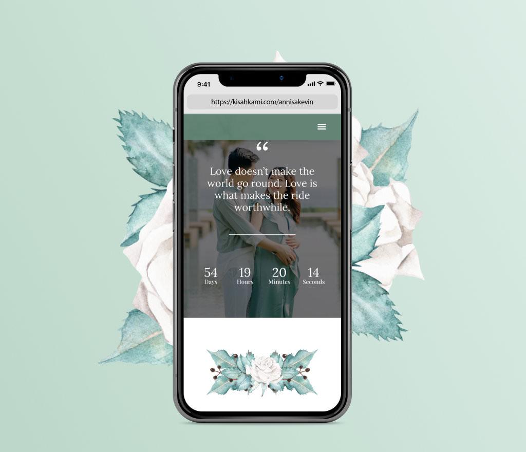 Sage Green Design mobile